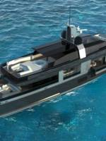 Fast Commuter Motor Yacht Project Rebel