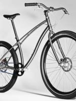 Titanium bicycle