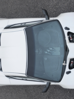 Slovenian Supercar Tushek Renovatio T500 top view