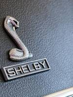 1968 Shelby Green Hornet logo