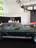 World's most desirable Ford Mustang, 1968 Shelby Green Hornet