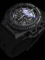 Linde Werdelin SpidoSpeed Black Diamond Chronograph