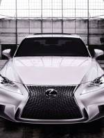 2014 Lexus IS 350 F Sport In Garage