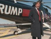 Donald with his helicopter