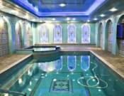 Gorgeous pool room