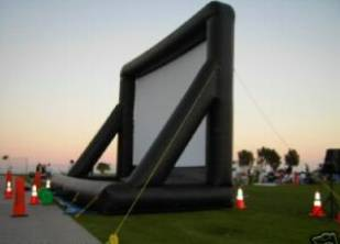 Inflatable Home Cinema System