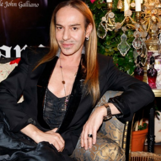 John Galliano, British fashion designer is known to be the head designer of French haute couture houses Givenchy and Christan Dior