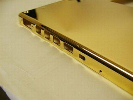 gold plated macbook pro3