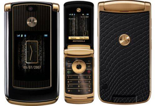 motorola razr2 special version