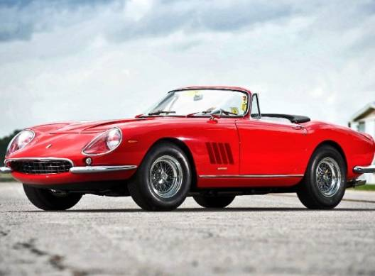 Classic Car Market Auction Breaks a Record Selling $301.9 Million in Rare Vehicles