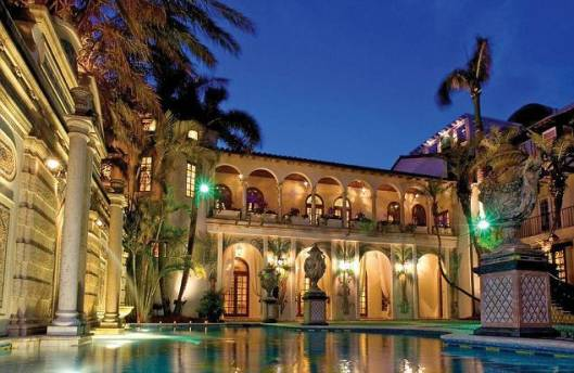 Former Versace Mansion in Miami Sold for $125 million.
