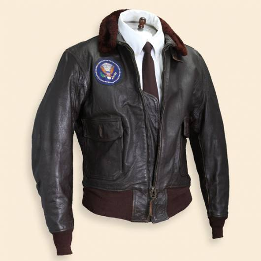 John F. Kennedy bomber jacket sells for $570,000