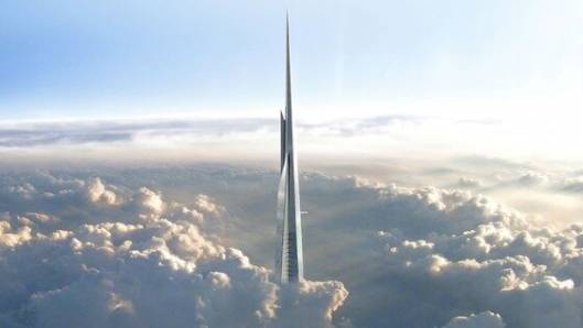 Saudi Arabia to build world's tallest building