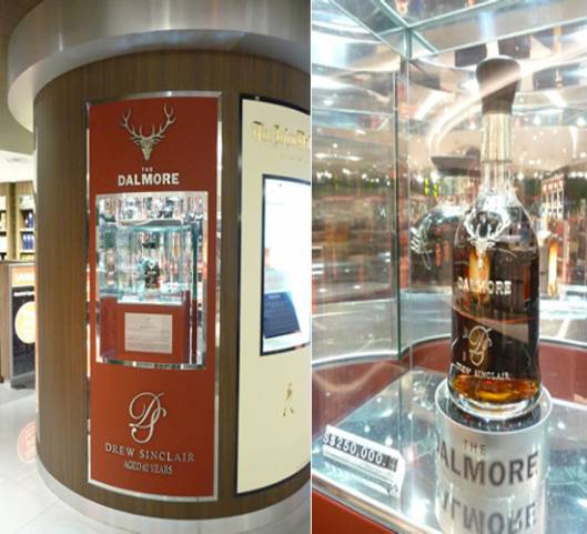 Chinese buyer books $200,000 bottle of rare Dalmore Scotch