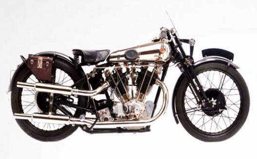 Brough Superior's Retro Pendine hand-made motorcycle goes for sale at $250k
