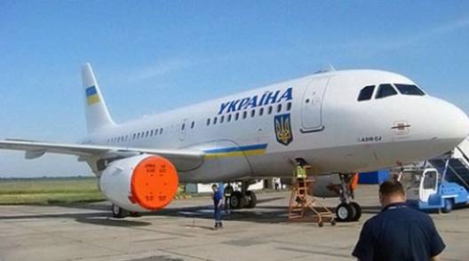 Ukranian President luxury jet boasts gold-plated interiors at a cost of $86 million