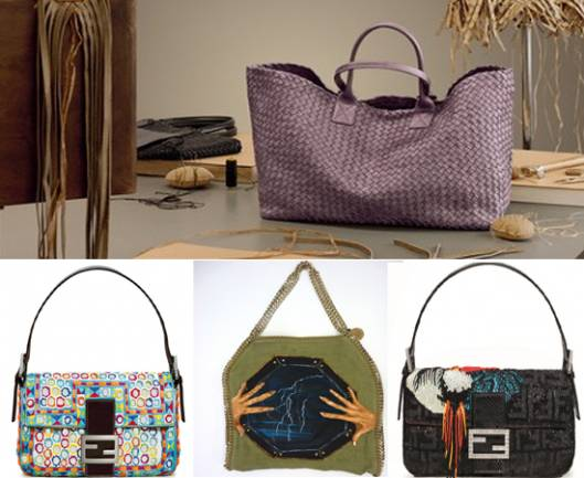 Bottega Veneta Offers Bespoke Handbag to Support Christie's Green Auction 2012