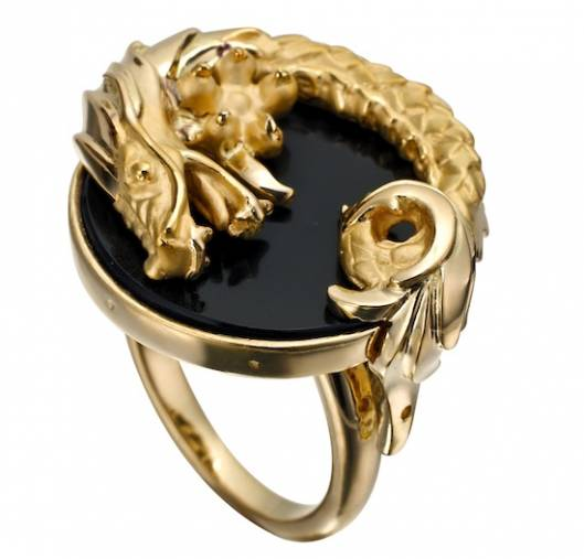 Carrera y Carrera Year of the Dragon jewelry