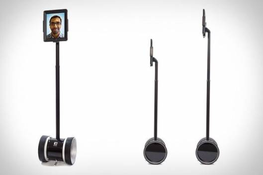 $2,500 Robotic iPad stand is Apple inspired Segway