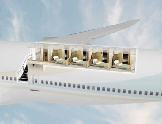 World's first Aeroloft-equipped Boeing Business Jet 747-8 revolutionizes VIP flying experience