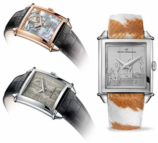 Girard-Perregaux Unveils Le Corbusier Trilogy Limited Edition Watches