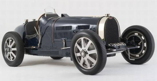bugatti type 51 auction