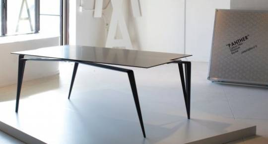Maximillian Eicke's Panther table