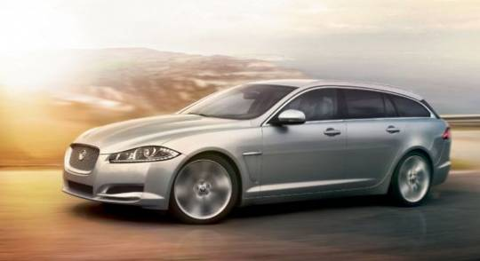 Jaguar's exclusively-new XF Sportbrake