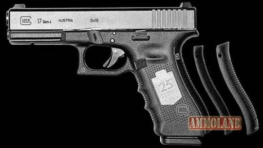limited edition 25th anniversary glock 17 gen4 pis