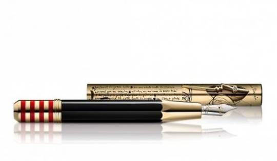 Two Artisan Edition Pablo Picasso limited edition writing instruments.
