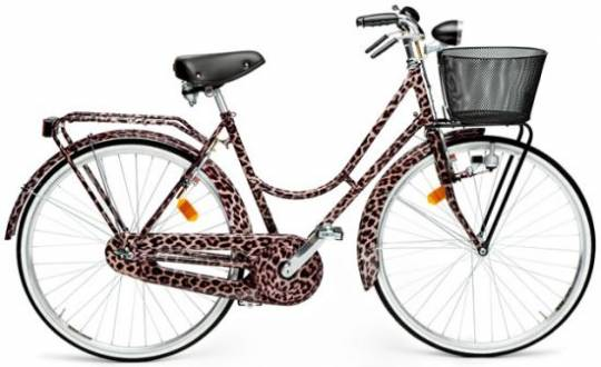 D&G Animalier bicycle