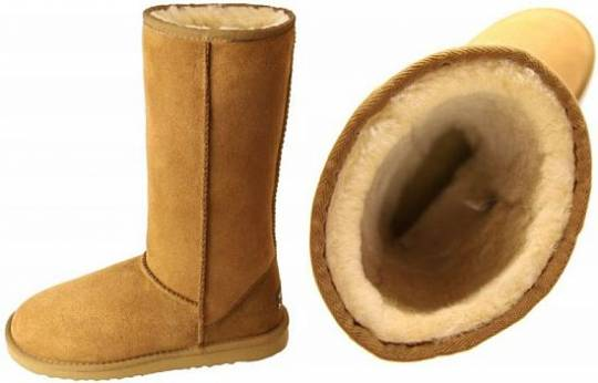 Tailored Couture Ugg Boots by Whooga