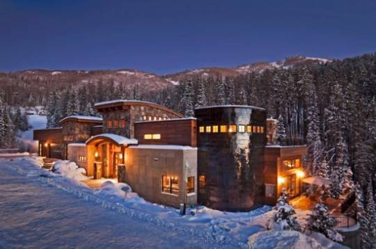 Ultimate ski-in, ski-out custom luxury home for sale in Steamboat Springs, Colorado