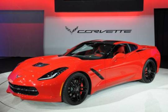 General Motors to auction first Chevrolet Corvette Stingray 'C7' at Barrett-Jackson for charity