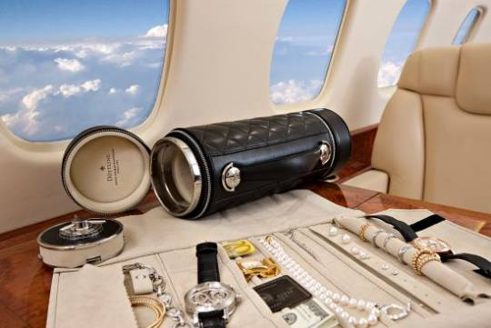 Doettling Guardian: World's first Travel Safe for the Jet Setters