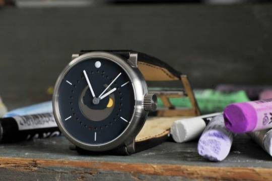 Och und Junior Moonphase Platina color option