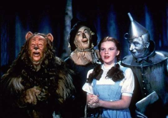 Judy Garland's `Wizard of Oz' dress up for auction in time for Halloween