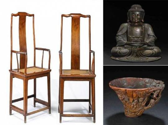 Bonhams Asian Decorative Arts auction in San Francisco