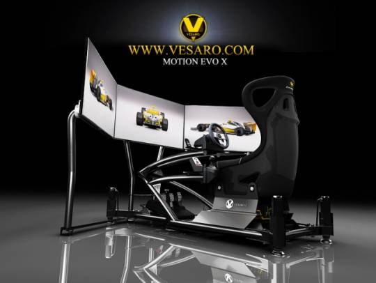 Vesaro Motion X simulator