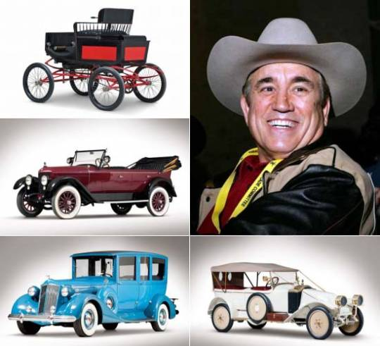 John O'Quinn's car collection goes for sale at RM