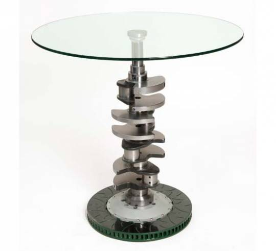 V8 Vantage GT4 Crankshaft Table