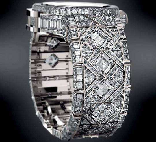 $5 Million Hublot Big Bang reimagined for Baselworld 2012