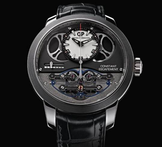 Girard-Perregaux Constant Escapement watch