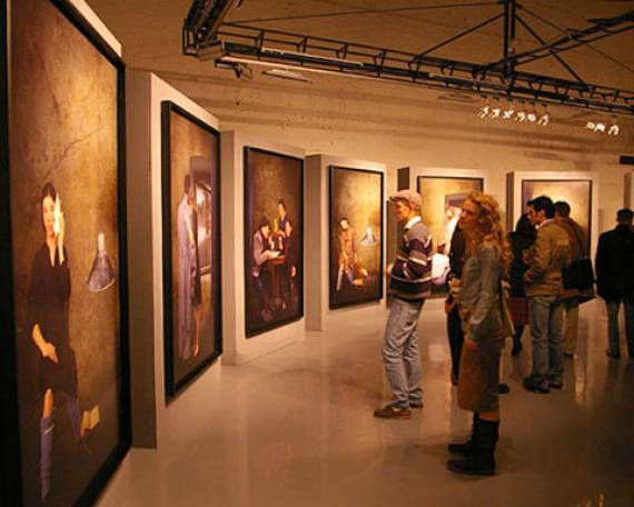 Moscow Gallery of contemporary art