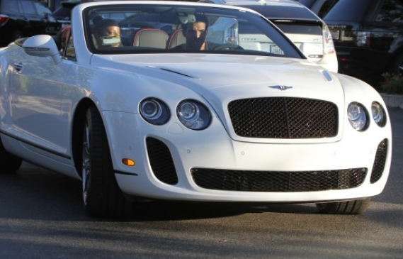 Drake's Bentley Continental GT