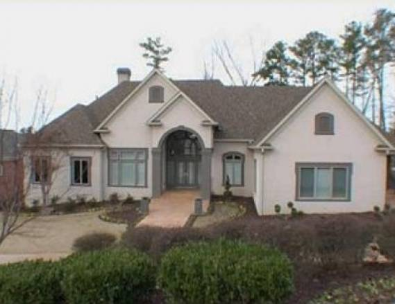 photo: house/residence of friendly 30 million earning Duluth, GA, USA-resident
