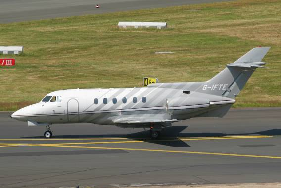 Hawker Siddeley 125