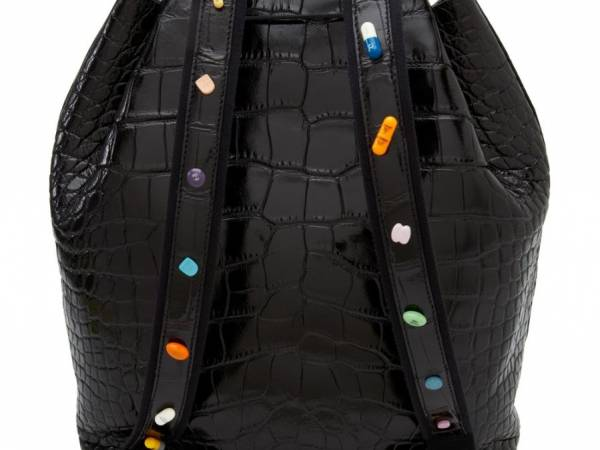 Damien Hirst / The Row - Multicolored Perscription Pills Backpack