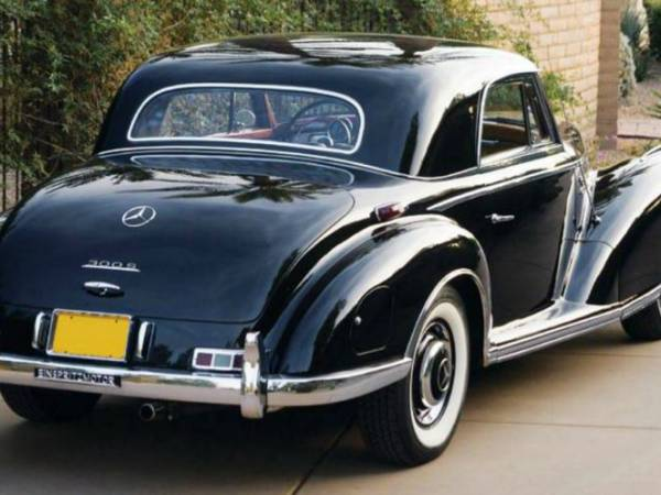 1958 Mercedes-Benz 300SC Coupe_1