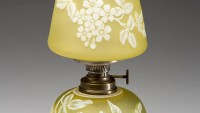 Miniature lamps spark big bids at Jeffrey S. Evans auction